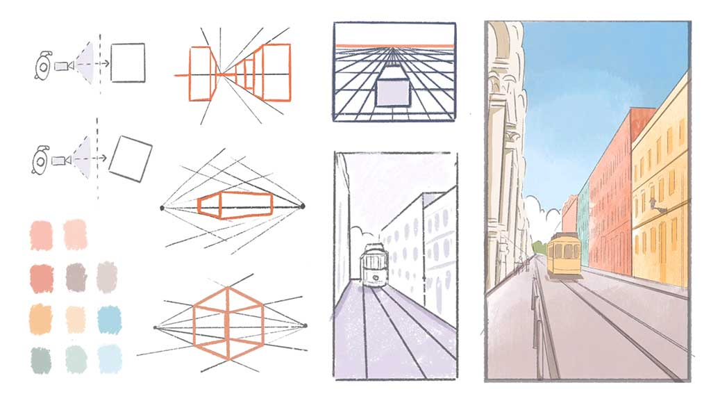 Basics-of-Perspective-in-Procreate-Art-Side-of-Life-Thumb