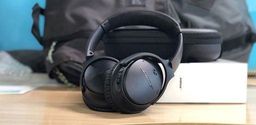 Bose Quiet Headphones