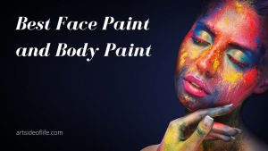 Best Face Paint and Body Paint - Art Side of Life
